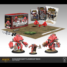 KHADOR - BATTLEGROUP STARTER (MK III)