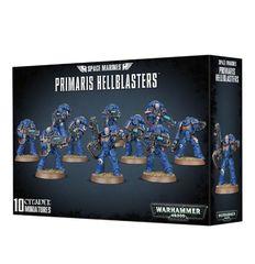 Space Marines Primaris Hellblasters