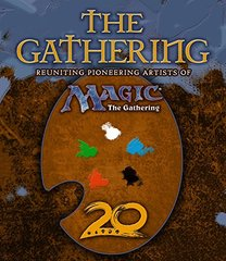 The Gathering: Reuniting Pioneering Artists of Magic the Gathering