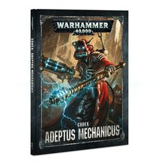 Codex: Adeptus Mechanicus (Hb) (English)