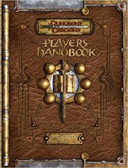 Dungeons & Dragons: Player's Handbook 3.5