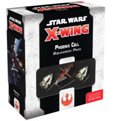 Star Wars: X-Wing - 2nd Edition: Phoenix Cell Squadron Pack