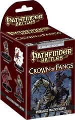 Pathfinder Battles Miniatures: Crown Of Fangs Booster Pack