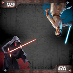 Star Wars Destiny Awakenings 2 Player Game Mat