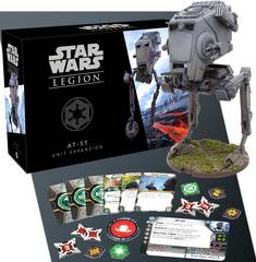 Star Wars Legion AT-ST Unit