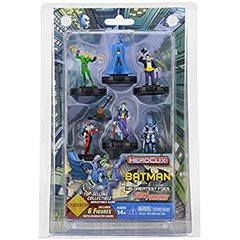 Batman His Greatest Foes Fast Forces Pack