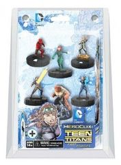 Teen Titans Fast Forces Pack