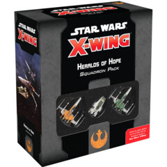 Star Wars: X-Wing - 2nd Edition: Heralds of Hope Squadron Pack