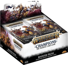 Warhammer Age Of Sigmar Champions Booster Box