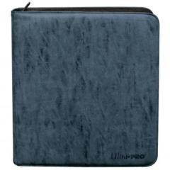 Ultra Pro Suede Pro-Binder: Sapphire