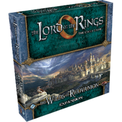 The Lord of the Rings LCG: The Wilds of Rhovanian Expansion