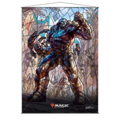 Ultra Pro Wall Scroll: Stained Glass Karn