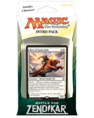 Battle for Zendikar Intro Pack - White Red - Rallying Cry