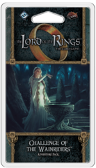 The Lord Of The Rings LCG: Challenge Of The Wainriders Adventure Pack