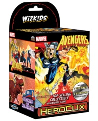 Marvel Heroclix: Avengers Infinity Booster Pack