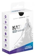 Katana Sleeves 100ct - Black