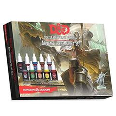 D&D Nolzur's Marvelous Pigments - Adventurers Paint Set