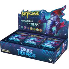 Keyforge: Dark Tidings Archon Deck Display