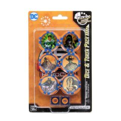 DC HeroClix: 15th Anniversary Elseworlds Dice and Token Pack