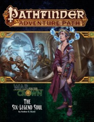 Pathfinder War for the Crown 6: The Six-Legend Soul