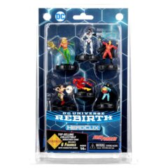Heroclix DC Rebirth Fast Forces Pack