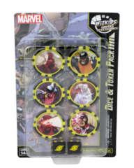 Marvel HeroClix: X-Men Xaviers School Dice & Token Pack