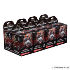 Dungeons & Dragons Fantasy Miniatures: Icons of the Realms Set 11 Waterdeep - Dungeon of the Mad Mage Booster Brick