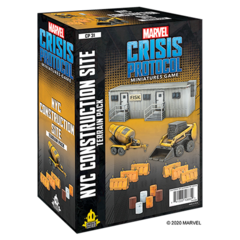 Marvel: Crisis Protocol - NYC Construction Site