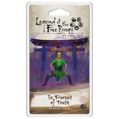 Legend of the Five Rings LCG: In Pursuit of Truth Dynasty Pack