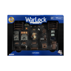 Warlock Tiles: Kitchen