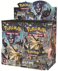 Sun & Moon Ultra Prism Booster Box