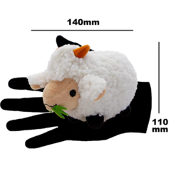 Catanimal Sheep Sprite Plush