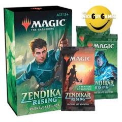 Zendikar Rising At Home Prerelease Bundle