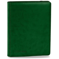 Ultra Pro 9 Pocket Premium Pro Binder: Green