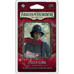Arkham Horror: The Card Game - Stella Clark Starter Deck