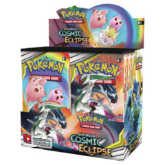 Sun & Moon Cosmic Eclipse Booster Box
