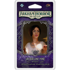 Arkham Horror: The Card Game - Jacqueline Fine Starter Deck