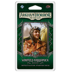 Arkham Horror: The Card Game - Winifred Habbamock
