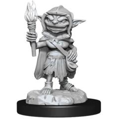 Pathfinder Battles Deep Cuts Miniatures - Female Goblin Rogue