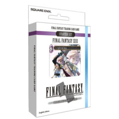 Final Fantasy TCG: Ice and Lightning XIII Starter Deck