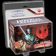 Star Wars: Imperial Assault - Ezra Bridger and Kanan Jarrus Ally Pack