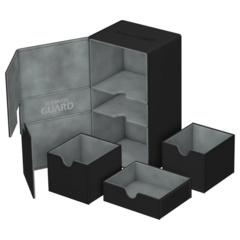 Ultimate Guard Twin Flip N Tray 200+: Black
