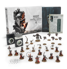 Warhammer 40K: Adepta Sororitas Sisters Of Battle Army Set