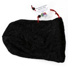 Dice Bag: Black Ninja Velvet