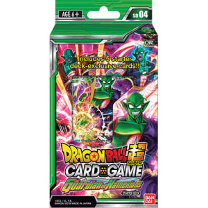 Dragon Ball Super - Series 4 Starter Deck - The Guardian of Namekians