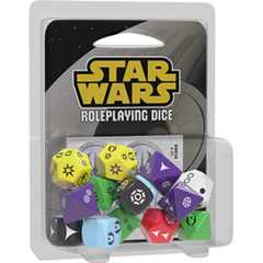 Star Wars Roleplaying Dice
