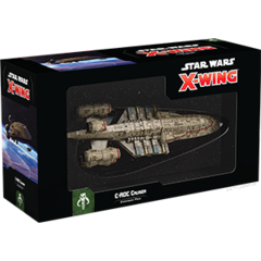 Star Wars: X-Wing - 2nd Edition: C-ROC Cruiser Expansion Pack