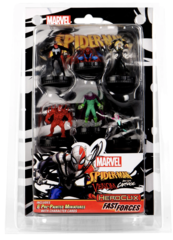 Heroclix Spider-Man and Venom Absolute Carnage Fast Forces