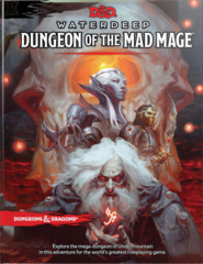 Dungeons and Dragons RPG: Waterdeep - Dungeon of the Mad Mage