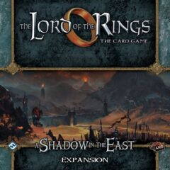 The Lord of the Rings LCG: A Shadow In The East Deluxe Expansion Pack